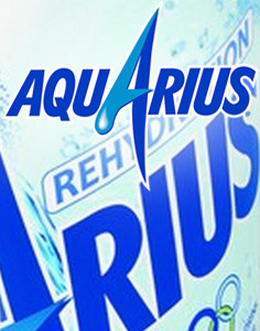 Aquarius Sports Drink